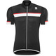 Sportful Pista Jersey Men black/white-red